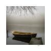 Boat on the fog lake (Der Zeit die Augenblicke stehlen) Tags: bäume deutschland eos700d hth56 holsteinischeschweiz impressionen landscape landschaft plön schleswigholstein see teich thomashesse wasser winter