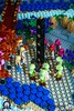 7. The Ceremony (Patgeo313) Tags: space moc lego hobby classic thebrickgr landscape alies monolith stream river plants starwars star wars c3po r2d2 spacecraft spaceship capsule flag bridge crash