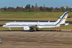 SX-RFA (hartlandmartin) Tags: sxrfa gainjet boeing 757200 bhx egbb birmingham elmdon takeoff landing aircraft airline airport aeroplane jet flight aviation plane transport fujifilm xm1 xc50230ii