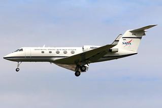 Gulfstream III N808NA