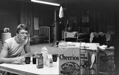 ontario tobacco harvest (cpt. willard) Tags: 1988 canada burford brantford ontario lakeerie tobacco harvest priminggang kiln tablegirls boatdriver summer primingmachine fluecuredtobacco ocanada bunkhouse ontarioyourstodiscover waynegretzky coffee breakfast