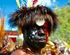 Portrait au Goroka show (michel David photography) Tags: portrait treibe papua newguinéa goroka show