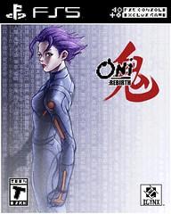Oni: Rebirth - Box Art Design I (hinxlinx) Tags: oni ps4 cover konoko bungie scifi game playstation box art agent faux