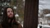 A Rare Snowy Day 1 (Justin Kimes) Tags: self portrait snow beards hair