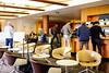 Dining area (A. Wee) Tags: auckland newzealand nz 机场 airport akl 奥克兰 新西兰 qantas lounge businessclass 商务舱