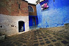DSC_3645 (Doctorbabaguy_1) Tags: chefchaouen morocco color blue rain streetphotography