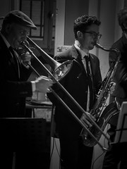 Double Tower Stompers @ Zingarò Jazz Club (lorenzog.) Tags: doubletowerstompers zingarò jazz club jazzclub livemusic livemusicphotography liveconcert concert concertphotography jazzitaliano jazzphotography italianjazz faenza italy music musicphotography andreaferrario saxtenore salvatorevaccaro trombone