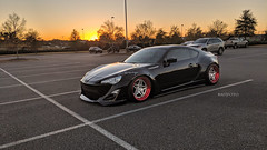 car (Jonathan Boothe) Tags: scion frs brz toyota subaru toyobaru rotiform vda airlift performance air ride slammed lowered fivead five axis design raceseng avenue sticknwrap velox motorsports verus engineering boxer flat 4 subie rumble trd sti valenti cusco perrin