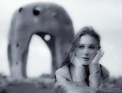 Sirena en la tierra (davidmendez82) Tags: luces artistico raro especial diferente chica belleza cielo fondo mar paraiso angel