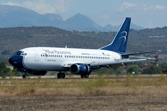 Blue Panorama -Boeing 737-300 - I-BPAG (yak_40) Tags: pmi bluepanorama ibpag b737 boeing737300 boeing737 boeing73731s