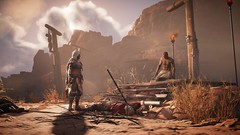 Assassin's Creed® Origins 1_28_2018 2_21_55 PM (mars2999) Tags: assassins creed origins screenshots xbox one x videogame video game egypt ubisoft egyptian pyramids pyramid hidden ones