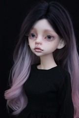New wig 😍 (Coco Dolls) Tags: dimdolllarina dimlarina dimdoll bjd dolls