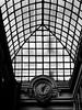 Clock (Py All) Tags: france paris passage galerie horloge clock time temps verrière glass architecture fenêtre window fenêtredetoit roofwindow géométrique geometry géométrie