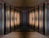Golden Metal Texture II (ARTUS8) Tags: pastell abstrakt digitallycomposed innenarchitektur flickr linien nikon28300mmf3556 nikond800 treppe