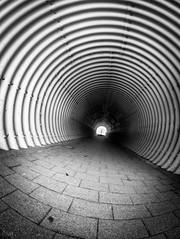Wurmloch (-BigM-) Tags: deutschland germany bigm unterführung tube pipe pipeline rohr durchgang