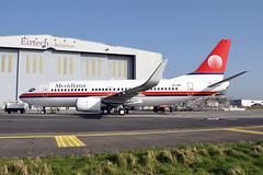 EI-IGS  B737-36N(WL)  Meridiana (n707pm) Tags: eiigs boeing 737 b737 737300 737wl airport airline airplane aircraft einn coclare ireland snn eirtechaviation meridiana 12032014 cn28562 shannonairport
