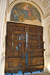 """La """"Porta della Vittoria"""" nell'Oratorio dei Bianchi (costagar51) Tags: palermo sicilia sicily italia italy arte storia anticando"""