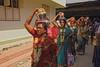 Paal kavadi (Rajavelu1) Tags: thaipoosamfestival palani tamilnadu india ladies culture art creative streetphotography candidstreetphotography streetscene artdigital