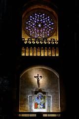 France 2017 - La Cathédrale de Rodez (philippebeenne) Tags: france rodez aveyron cathédrale notredame gothique church intérieur