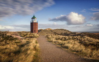 Lighthouse- Quermarkenfeuer Rotes Kliff