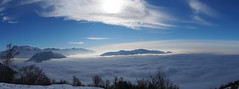 padania sommersa (simone.mella) Tags: nebbia fog pianurapadana civate