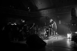 Reverend Beat-Man @ UT Connewitz 19.01.2018