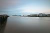 Flat Water (Number Johnny 5) Tags: tamron d750 silos industrial long nd colour imanoot sky exposure water 2470mm advantix filter ircut tiffen johnpettigrew nikon