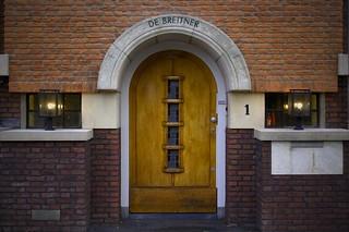 Behind every door; is something new.