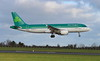 EI-DEN Airbus A320-214 Aer Lingus landing at Dublin Airport 7-1-18 (Conor O'Flaherty) Tags: aerlingus dublinairport dub eidw airbus a320 eiden a320214 landing ireland runway 10 shamrock aviation jet cfm56 finals