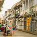 Preparing Street Food Breakfast, Cartagena Colombia