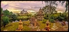 Disney's Animal Kingdom (Thanks for over 2 million views!!) Tags: chadsparkesphotography centralflorida appleiphone5c disney disneyworld animalkingdom disneysanimalkingdom panaramic panoramic panaroma pano scenic mountain mounteverest