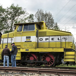 Diesellokomotive V 28 105 ex Opel-Werk Bochum thumbnail