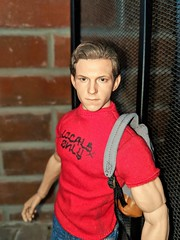 Peter Parker - Homecoming (Pablo Pacheco 85) Tags: spidermanhomecoming peterparker tomholland marvelcomics marvel marvelcinematicuniverse spiderman
