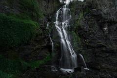 Cascada (Jose Cantorna) Tags: cascada waterfall water agua seda nikon d610 naturaleza nature