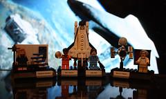 Jan 31: Women of NASA (Snowhitie) Tags: lego gravity space nasa womenofnasa 21312 abuildadaykeepsthedoctoraway hubble astronomy