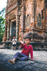 Cavalier. (spaceabstract) Tags: asia cambodia child children cute film fun holy human humans journalism kid people photography portrait ruin siemreap sony southeastasia temple travel vsco young