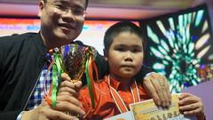 Thăng Long Chess 2018 DSC01550 (Nguyen Vu Hung (vuhung)) Tags: thănglong chess cờvua aquaria mỹđình hànội 2018 20181121 vietchess