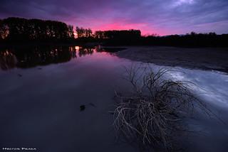 Calm dawning