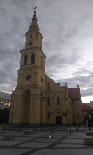 church in Zvolen