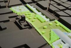 SEVEN BEAUTIFUL ORCHARDS, Milano (ONEOFF) Tags: oneoff italy milano arch architecture architectural model maquette plastico fresatura cnc milling taglio laser cut mdf metacrilato methacrylate fluo scaliferroviari fs 2017 cza cinozucchi ferrovia