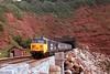 Parsons Tunnel (D1059) Tags: 50048 dauntless hoover 0830basingstokepaignton parsonstunnel seawall britishrail 1v63