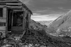 Pleasant Canyon View (joeqc) Tags: fuji xt20 xf18135f3556 dvnp deathvalleynationalpark deathvalley desert panamint abandoned forgotten oncewashome