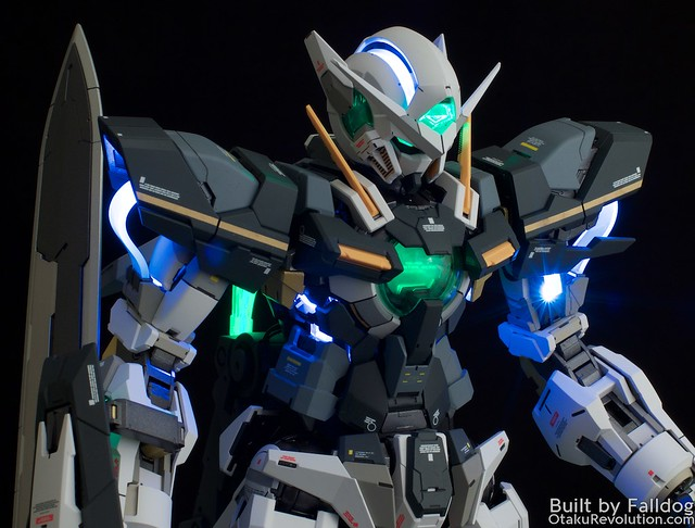 PG Exia - Completed Build 27 by Judson Weinsheimer