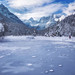 Lake+Jasna+on+a+winter+day