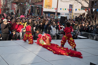 February 19, 2018 Chinatown Lunar New Year Parade