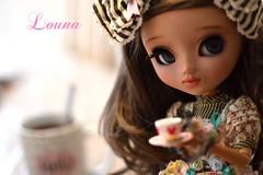 Tea Time (~Louna~) Tags: pullip nahato custo custom fullcusto wig poisongirl teatime