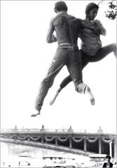 (Hugues erre) Tags: 1984 paris dance
