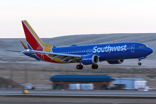 Southwest Airlines Boeing 737-8 MAX