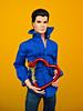 Who wants my heart? (Deejay Bafaroy) Tags: fashion royalty fr doll puppe homme male cabot clark integrity toys it industry style lab wonderland fairytale convention porträt portrait black schwarz blue blau yellow gelb red rot heart herz colourful colorful bunt farbig royalblue königsblau