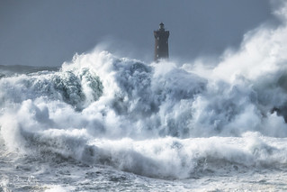 Bretagne, le phare du Four